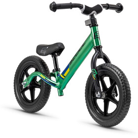 s'cool pedeX race light Enfant, neongreen/black